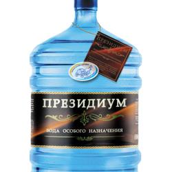 Вода Президиум (премиум-класс)