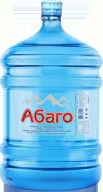 Горная вода Абаго