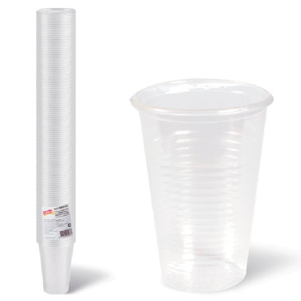 Пластиковые стаканчики (100 шт.)