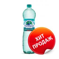 Липецкая лайт 1,5 л (газ.)