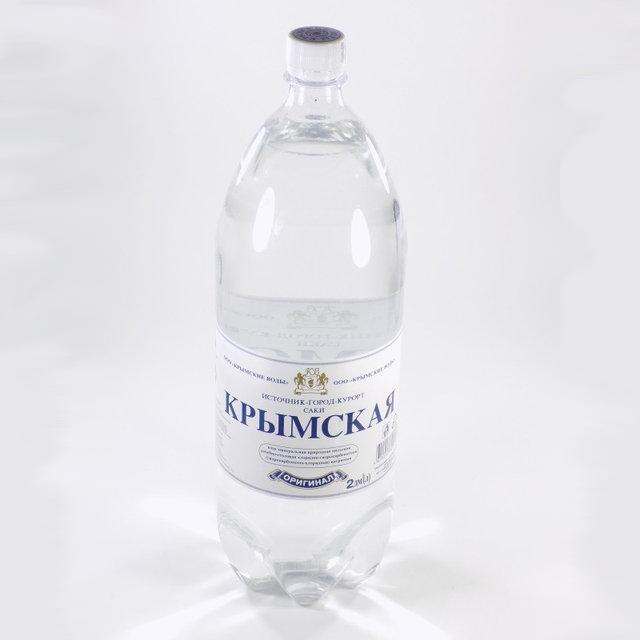 Крымская мин. вода (газ)