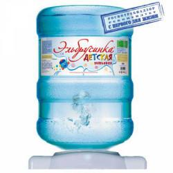 Эльбрусинка - детская вода