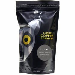 Молотый кофе Эспрессо - 250 г Lemur Coffee Roasters