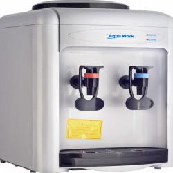 Кулер для воды Aqua Work 0.7-TK серебро